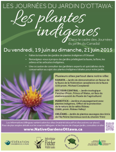 Garden Days French 2015