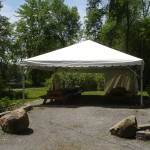 Tent from Front